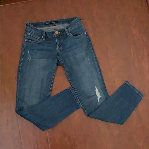 STS Blue Denim - Jessie Boyfriend STS Blue Jeans